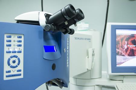 Schwind Amaris 750s excimer laser
